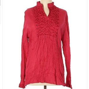 Greater Good Long Sleeved Blouse